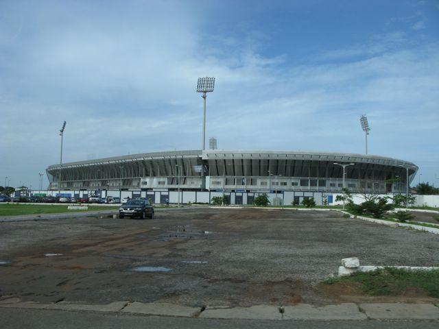 Stadium in Accra